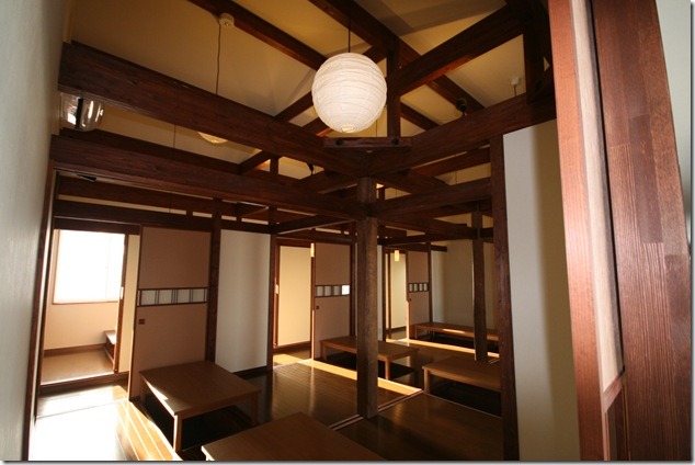 太古の湯別棟 旅龍食事室